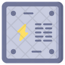 Energy Saver Power Storage Battery Icon