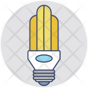 Bulb Light Energy Icon