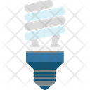 Energy Saver Bulb Light Bulb Icon
