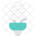Energy Saver Eco Light Bulb Bulb Icon