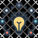 Energy Saving Creative Idea Innovative Idea Icon