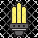 Energy Saving Light Ecology Nature Icon