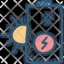 Energy Storage Icon