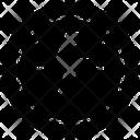 Energy Symbol Icon