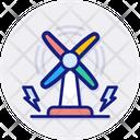 Energy Wind Energy Power Icon