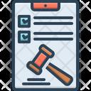 Enforcement Prophethood Actuation Icon