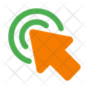 Click Engagement Business Icon