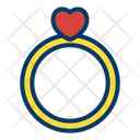 Engagement Ring Ring Love Icon