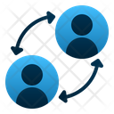 Engagement People Connection Icon