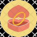Engagement Ring Propose Icon