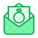 Engagement Invitation Icon