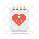 Engagement note Icon