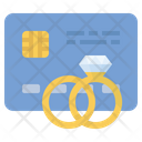 Engagement Payment Engagement Rings Icon