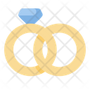 Ring Wedding Jewelry Icon