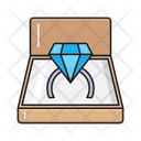 Engagement Love Marriage Icon