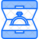 Ring Diamond Shine Icon