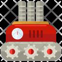 Engine Automation Machine Icon
