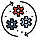 Engine Mechanism Device Icon