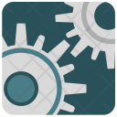 Engine Spare Parts Icon