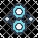 Engine Gears Seo Icon