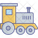 Engine Locomotive Steam Engine Icon