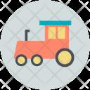 Engine Locomotive Steam Icon