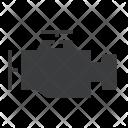 Engine Motorcycle Auto Icon