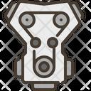 Engine Machine Car Icon