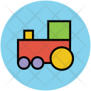 Engine Train Locomotive Icon