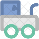 Engine Tram Locomotive Icon