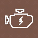 Engine Energy Power Icon