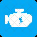 Engine Energy Power Icon