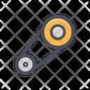 Engine Chain Icon