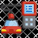 Engine Code Reader Icon