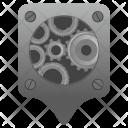 Engine Gear Pointer Icon
