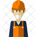 Engineer Professional Worker Icon