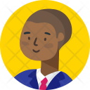 Man Business Person Icon