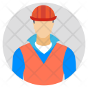 Engineer Worker Workforce Icon