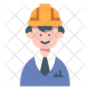 Engineer Civil Engineer Avatar Icon