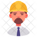 Man Avatar Occupation Icon