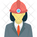 Miner Miner Avatar Occupation Icon