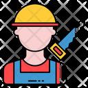 Engineer Construction Tools Icon