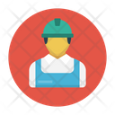 Engineer Worker Employee Icon