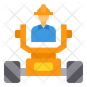 Robot Robotic Engineer Icon