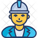 Contractor Engineer Mechanical Icon