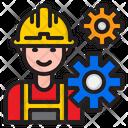 Labor Labour Setting Icon