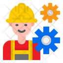 Labor Labour Setting Icon