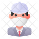 Architect Avatar Man Icon