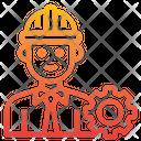 Engineer Avatar Occupation Icon