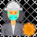 Engineer Gear Occupation Icon